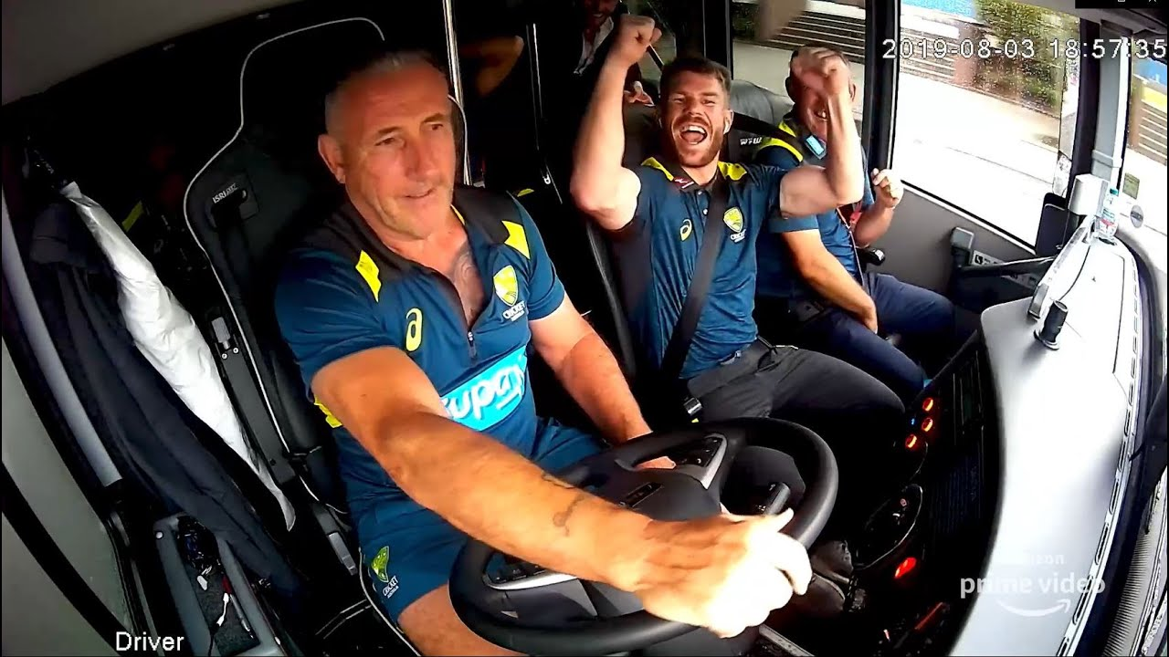Sneak peek: English fans bombard Aussies with sledges | The Test